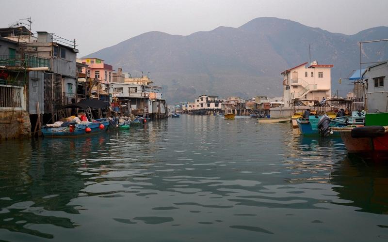 Фото: Рыбацкая деревня Тай О - Достопримечательности Гонконга: ТОП-12