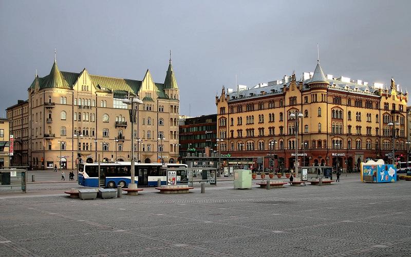 Фото: Тампере - Достопримечательности Финляндии: ТОП-10