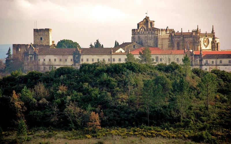 Фото: Томар - Достопримечательности Португалии: ТОП-13