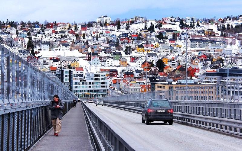 Фото: Тромсё - Достопримечательности Норвегии: ТОП-10