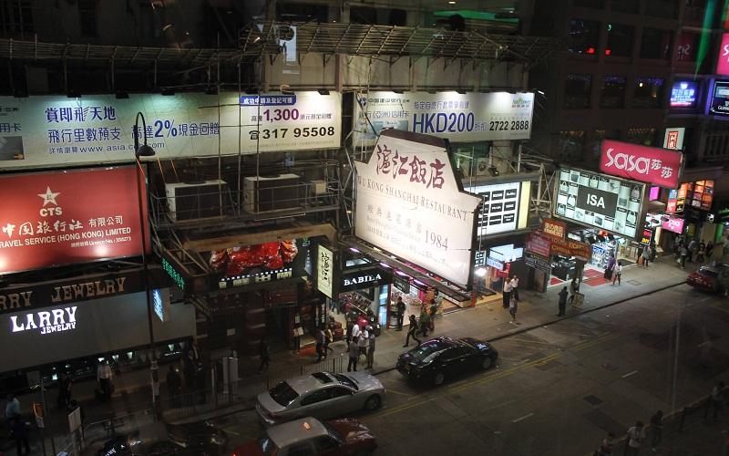 "Фото: Район ""Tsim Sha Tsui"" - Достопримечательности Гонконга: ТОП-12"