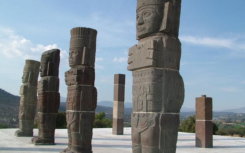 Фото: Тула - Достопримечательности Мексики - ТОП-13