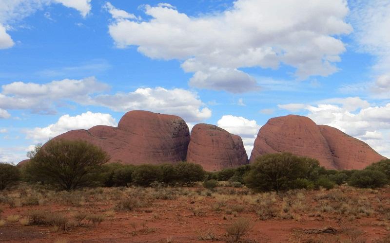 Фото: Национальный парк Улуру-Ката-Тьюту - Достопримечательности Австралии: ТОП-15