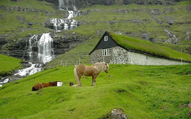 Фото: Фарерские острова - Достопримечательности Дании: ТОП-12