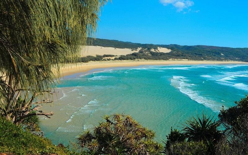 Фото: Остров Фрейзер - Достопримечательности Австралии: ТОП-15