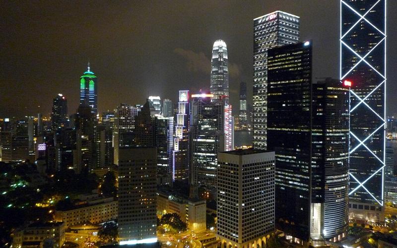 """Фото: Бизнес-район """"Victoria Central"""" - Достопримечательности Гонконга: ТОП-12"""