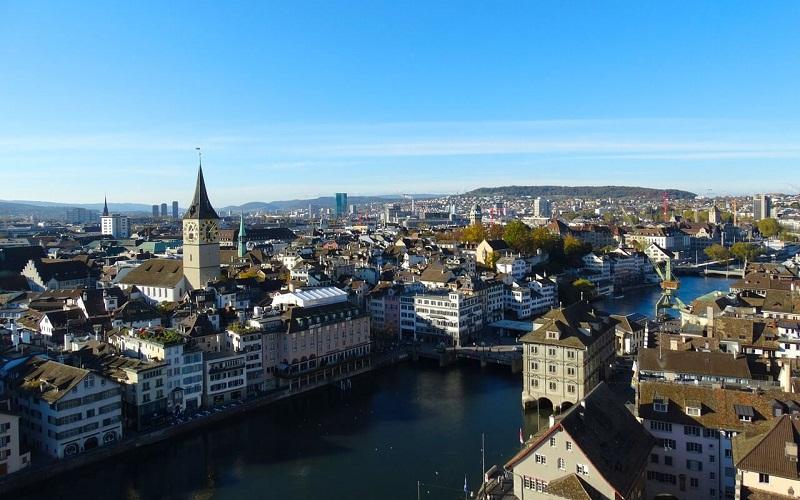 Фото: Цюрих - Достопримечательности Швейцарии: ТОП-16