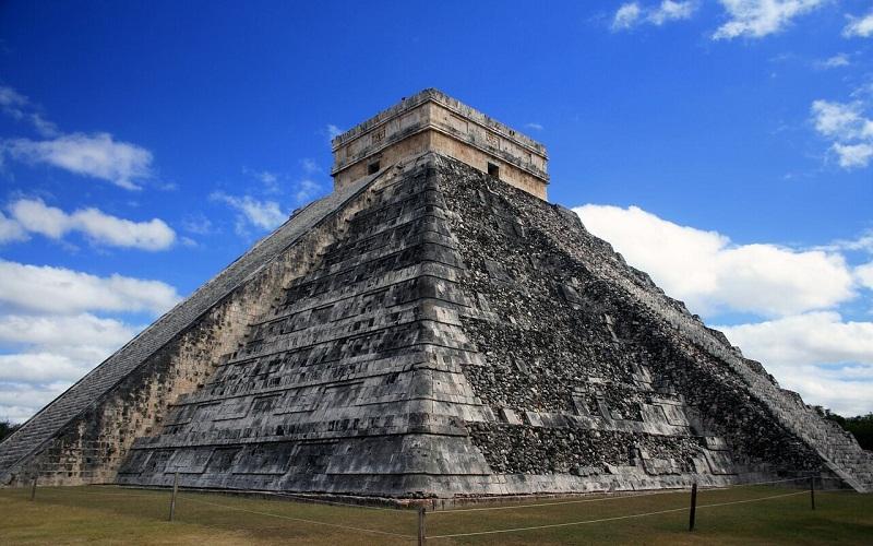 Фото: Чичен-Ица - Достопримечательности Мексики - ТОП-13