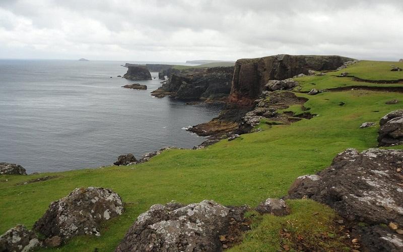 Фото: Шетландские острова - Достопримечательности Шотландии: ТОП-10