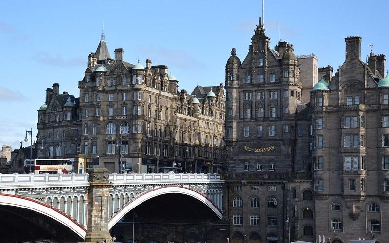 Фото: Эдинбург - Достопримечательности Шотландии: ТОП-10