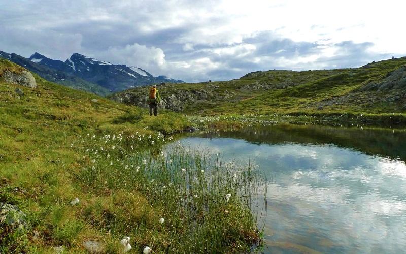 Фото: Национальный парк Ютунхеймен - Достопримечательности Норвегии: ТОП-10