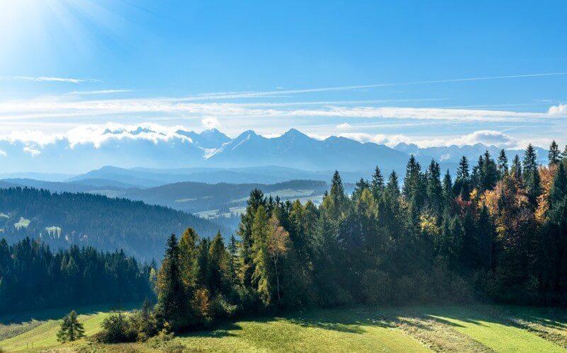 Фото: Татры - Достопримечательности Словакии: ТОП-10