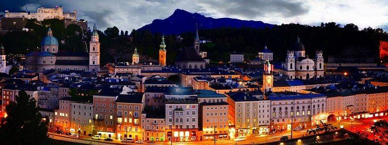 Фото: Зальцбург, Австрия - путеводитель, лайфхаки