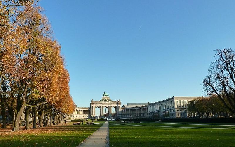 Фото: Парк 50-летия - Достопримечательности Брюсселя: ТОП-10
