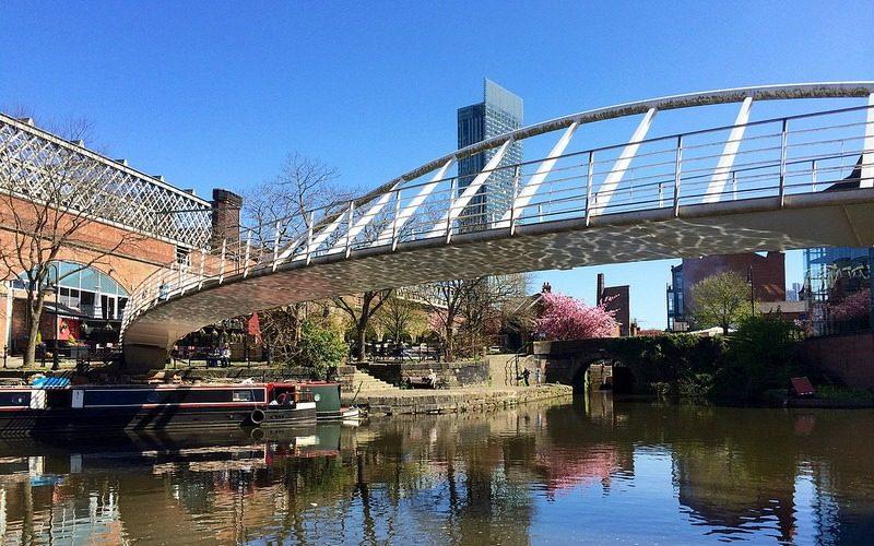 Фото: Парк Кастлфилд - Достопримечательности Манчестера: ТОП-10