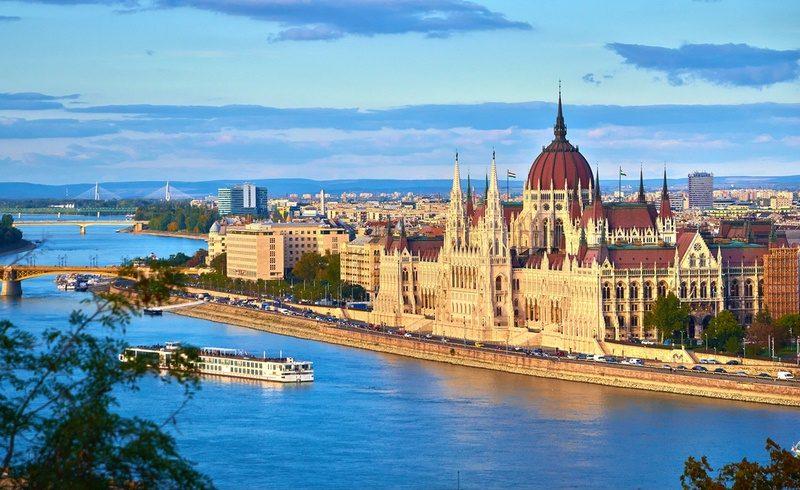 Фото: Дунай - Достопримечательности Будапешта: ТОП-10