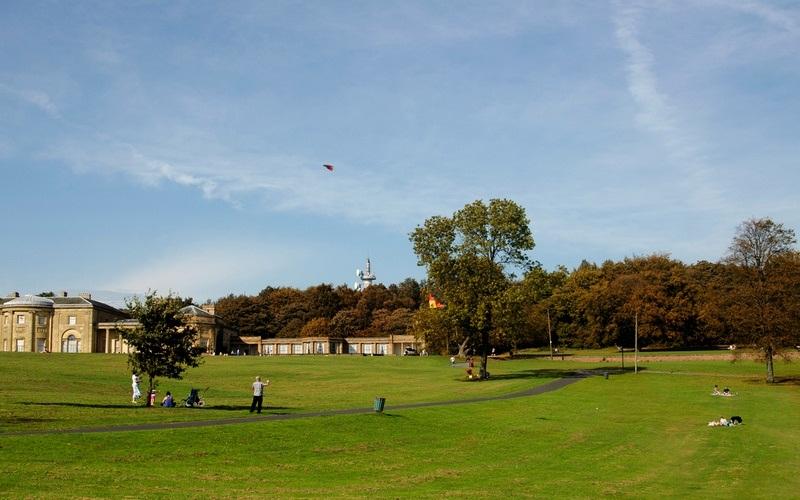 Фото: Парк Хитон - Достопримечательности Манчестера -ТОП-10