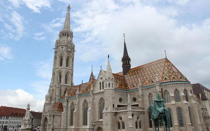 Фото: Церковь Матьяша - Достопримечательности Будапешта: ТОП-10