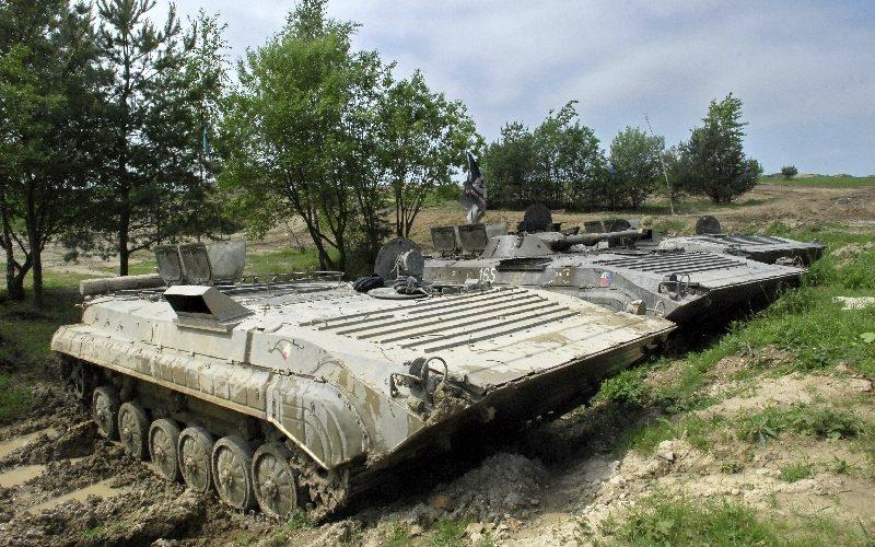 Фото: Танкодром в Миловице - Достопримечательности Чехии: ТОП-12