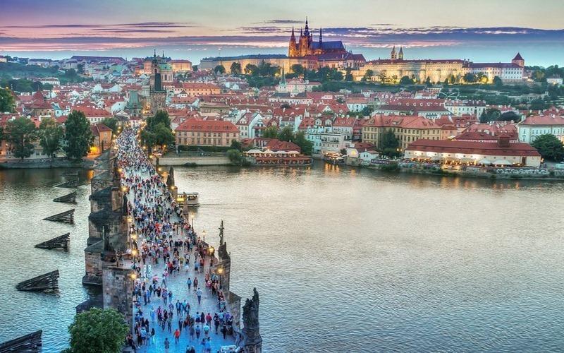 Фото: Прага - Достопримечательности Чехии: ТОП-12