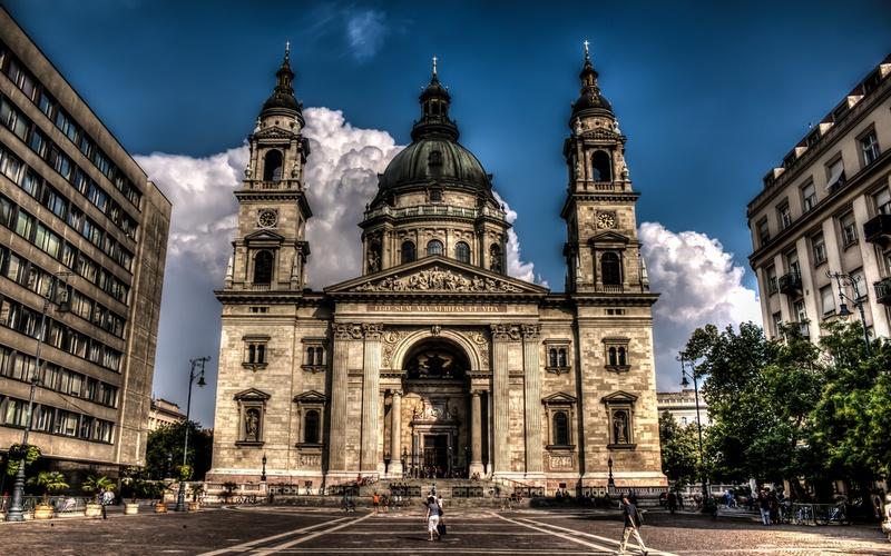 Фото: Базилика Святого Иштвана - Достопримечательности Будапешта: ТОП-10