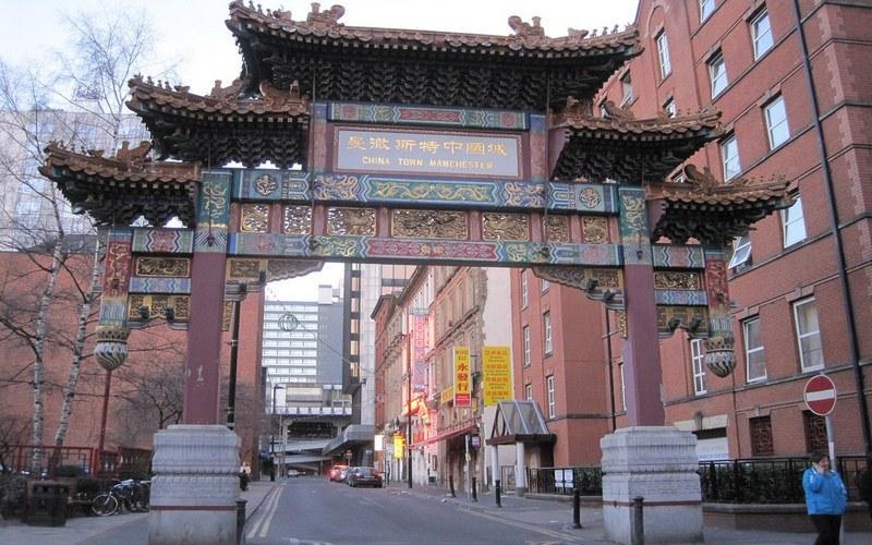 Фото: Китайский город - Достопримечательности Манчестера: ТОП-10