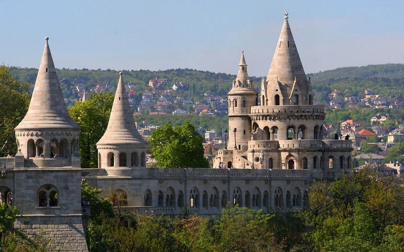 Фото: Рыбацкий бастион - Достопримечательности Будапешта: ТОП-10