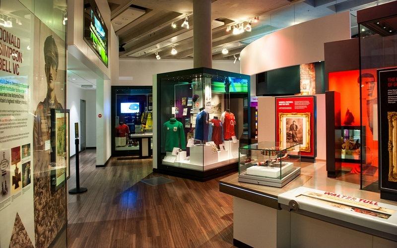 Фото: Национальный музей футбола - Достопримечательности Манчестера: ТОП-10