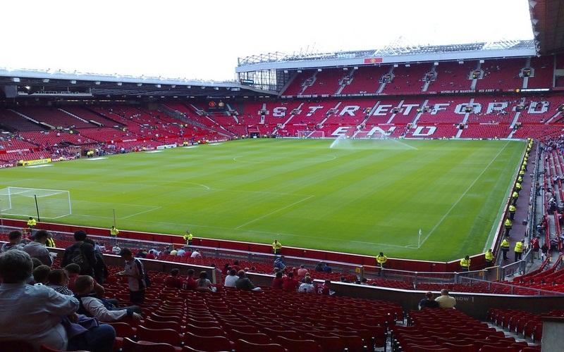Фото: Стадион Олд Траффорд - Достопримечательности Манчестера: ТОП-10