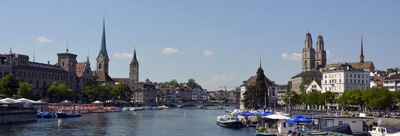 Фото: Цюрих, Швейцария - путеводитель, лайфхаки