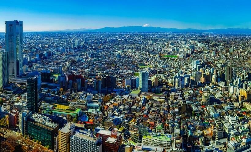 Фото: Токио - Достопримечательности Японии: ТОП-14