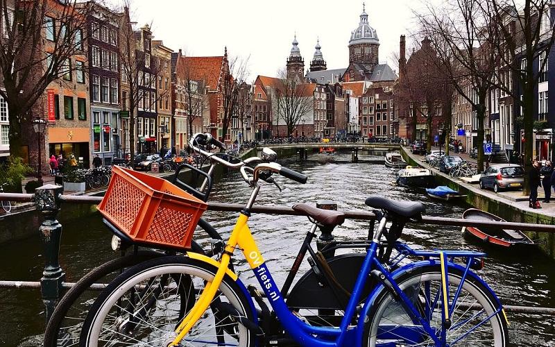 Фото: Амстердам - Достопримечательности Нидерландов: ТОП-10
