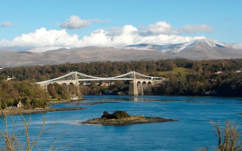Фото: Остров Англси - Достопримечательности Уэльса: ТОП-10