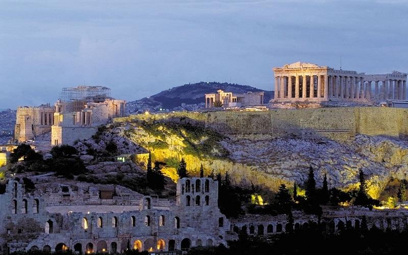 Фото: Афины - Достопримечательности Греции: ТОП-11