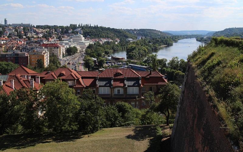 Фото: Вышеград - Достопримечательности Праги: ТОП-10