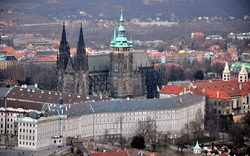 Фото: Пражский град - Достопримечательности Праги: ТОП-10