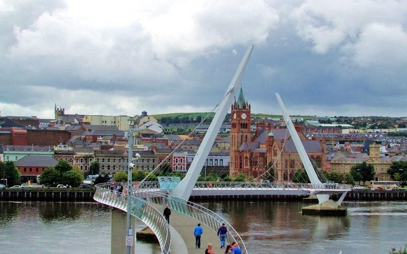 Фото: Лондондерри - Достопримечательности Северной Ирландии: ТОП-10