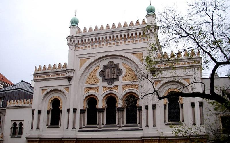 Фото: Испанская синагога - Достопримечательности Праги: ТОП-10