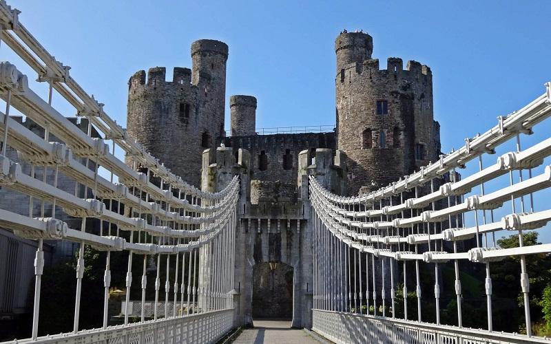 Фото: Конуи - Достопримечательности Уэльса: ТОП-10