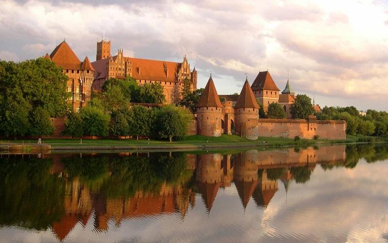 Фото: Мальборк - Достопримечательности Польши: ТОП-14