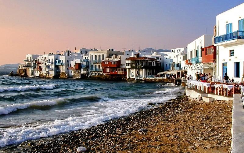 Фото: Остров Миконос - Достопримечательности Греции: ТОП-11