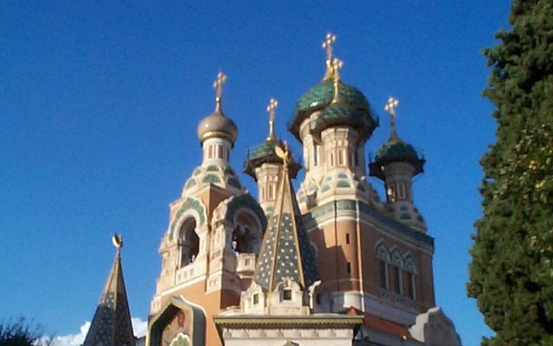 Фото: Николаевский собор - Достопримечательности Ниццы: ТОП-10