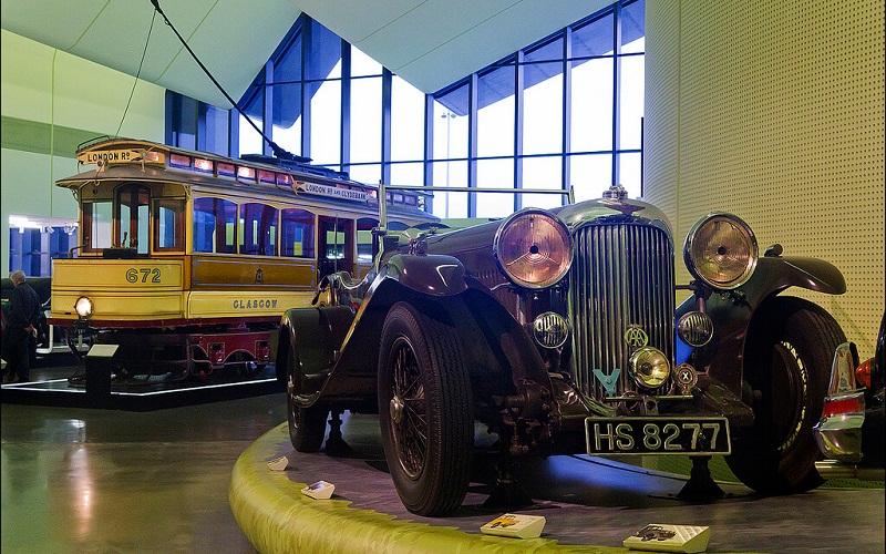 Фото: Музей транспорта Риверсайд - Достопримечательности Глазго: ТОП-10