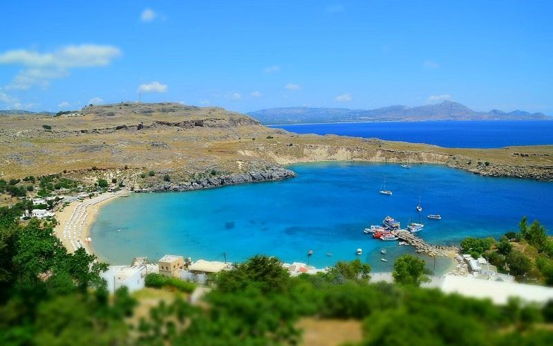 Фото: Остров Родос - Достопримечательности Греции: ТОП-11
