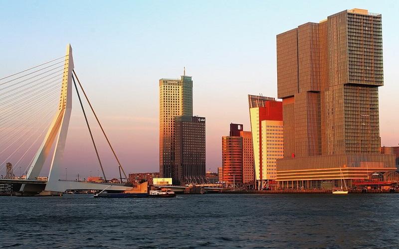 Фото: Роттердам - Достопримечательности Нидерландов: ТОП-10