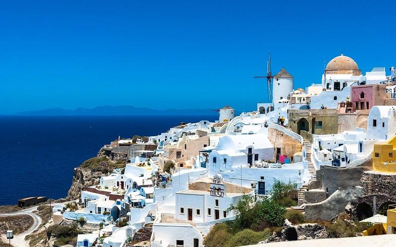 Фото: Остров Санторини - Достопримечательности Греции: ТОП-11