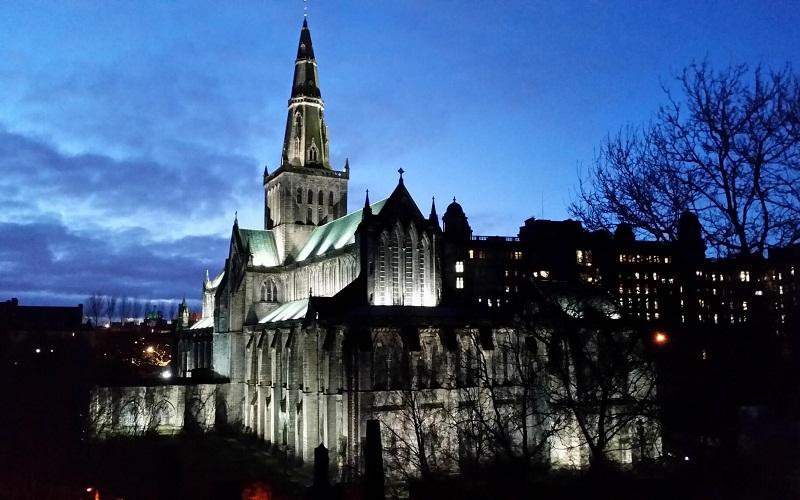 Фото: Кафедральный собор - Достопримечательности Глазго: ТОП-10