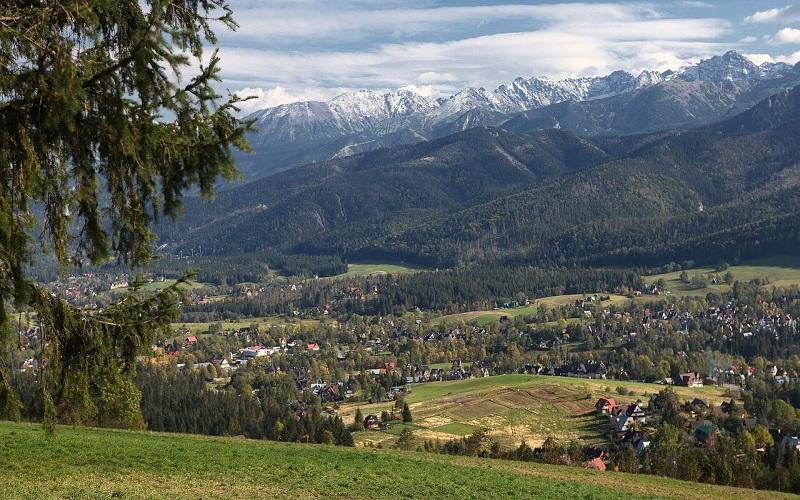 Фото: Горы Татры - Достопримечательности Польши: ТОП-14
