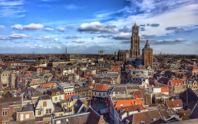 Фото: Утрехт - Достопримечательности Нидерландов: ТОП-10