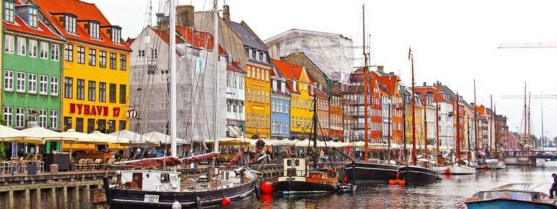 Фото: Копенгаген, Дания - путеводитель